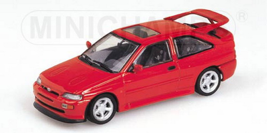1:43 FORD ESCORT RS COSWORTH 1992 RED