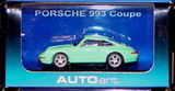 1:64 PORSCHE 993 COUPE MINT GREEN
