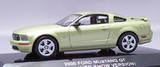 1:64 FORD MUSTANG GT 2005 LIME