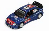 1:43 CITROEN XSARA WRC RALLY TURKEY 2006 NO1 MCRAE / GRIST