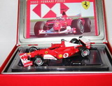 1:43 FERRARI F2002 2002 GERMAN GP WINNER R.BARRICHELLO 2002