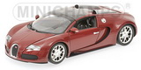 1:18 BUGATTI VEYRON GRAND SPORT 2010 RED / RED