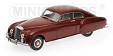 1:18 BENTLEY R-TYPE CONTINENTAL - 1954 RED