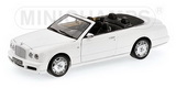 1:18 BENTLEY AZURE 2006 WHITE - AKCIA