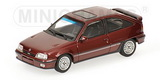 1:43 OPEL KADETT GSI 1989 RED METALLIC