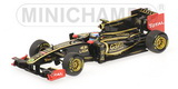 1:43 LOTUS RENAULT GP SHOWCAR 2011 V.PETROV