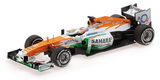 1:43 SAHARA FORCE INDIA MERCEDES VJM06 - PAUL DI RESTA - 2013