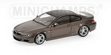 1:43 BMW M6 COUPE ( E63 ) 2007 BROWN METALLIC