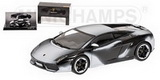 1:43 LAMBORGHINI GALLARDO LP 560-4 2008 BLACK ACADEMY OF ICE