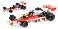 1:43 MCLAREN FORD M23 - JAMES HUNT - 1976