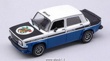 1:43 SIMCA 1000 RALLYE 2 SRT 1977 WHITE / BLUE
