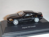 1:87 JAGUAR XK COUPE BLACK