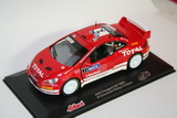 1:32 PEUGEOT 307 WRC 2005 FINLAND RALLY M.GRONHOLM