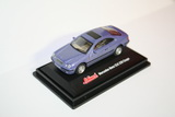 1:72 MERCEDES CLK 230 COUPE PURPLE