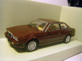 1:43 MASERATI BITURBO PURPLE